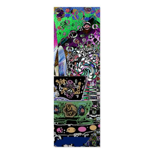 AlienJunkyard Double-Sided Mini Business Cards (Pack Of 20)
