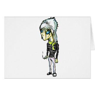 Alieno; 3ichael 7ambert (@OdonisOrphane) Greeting Cards