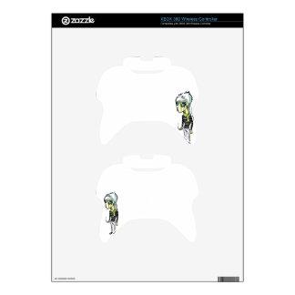 Alieno; 3ichael 7ambert (@OdonisOrphane) Xbox 360 Controller Skins