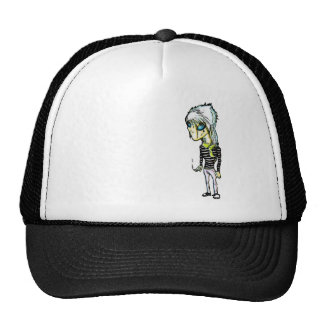 Alieno; 3ichael 7ambert (@OdonisOrphane) Trucker Hat