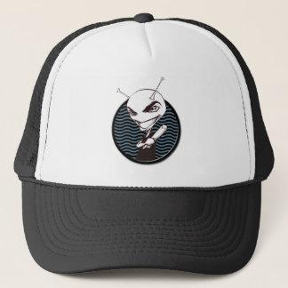 AlienProbeDude Trucker Hat