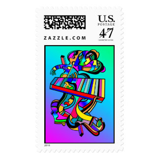 Aliens 01 postage
