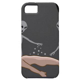 Aliens Abduct human iPhone SE/5/5s Case