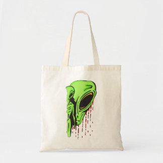 Aliens and Human Blood Tote Bag