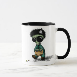 Aliens Are People Too Coffee Mug