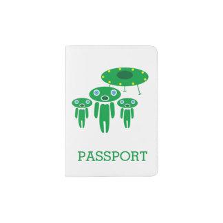 Aliens arrival passport holder