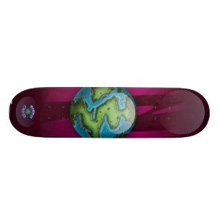 Alien's Board - Planet Cazmo Skate Boards