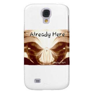 Aliens Calling jpg Samsung Galaxy S4 Cases