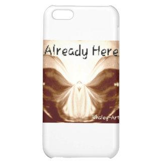 Aliens Calling jpg iPhone 5C Cases
