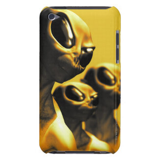 Aliens Barely There iPod Covers