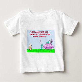 aliens cheap trinkets beads baby T-Shirt