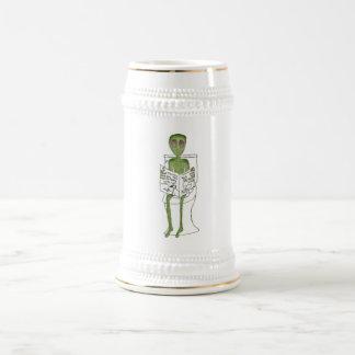 Aliens Exposed Coffee Mugs