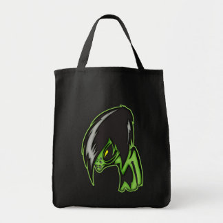 Aliens Gone Gothic Tote Bag