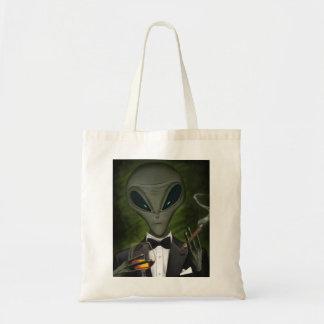 Aliens Got Class Bag