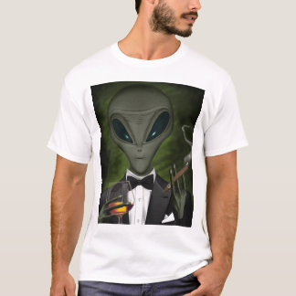 Aliens Got Class T-Shirt
