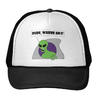 ALIENS lost Hats