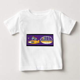 Aliens On Vacation T-shirt