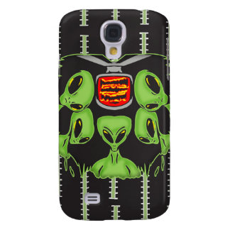 Aliens Probing Your Body Samsung S4 Case