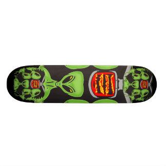 Aliens Probing Your Body Skateboard Decks