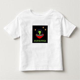 aLiEnS rOcK! Toddler T-shirt