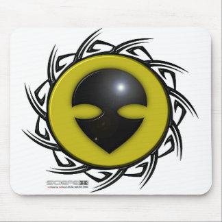 Aliens Station emblem Mouse Pad