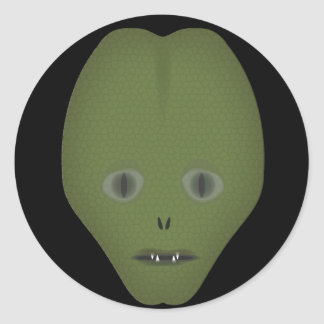 Aliens Stickers