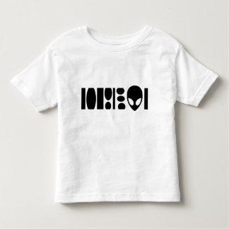aLiEnS wAtChInG Toddler T-shirt