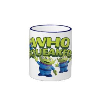 Aliens: Who Squeaked Ringer Mug