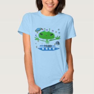 aliensaturnearth t shirt