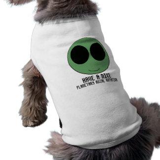 aliensmiley ropa de perros