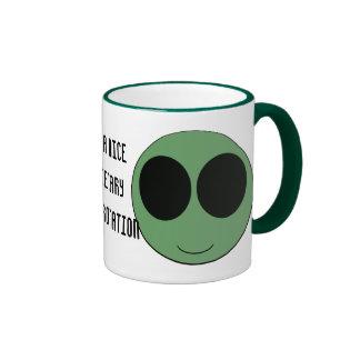 aliensmiley tazas