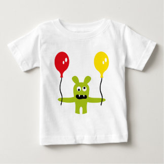 AliensPartyP10 Baby T-Shirt