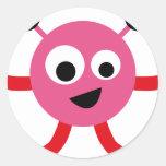 AliensPartyP2 Sticker