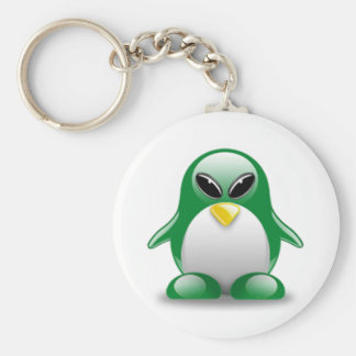Alientux Keychain