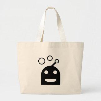 Alienwear (Bubba feliz) Bolsa Tela Grande