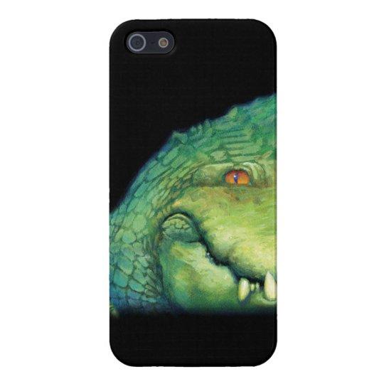 Aligator iPhone SE/5/5s Case