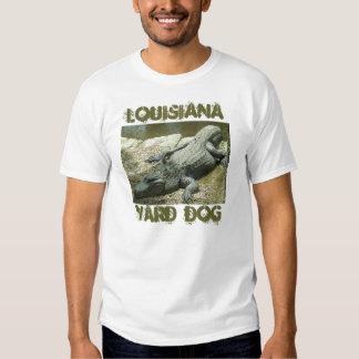 Aligator-Louisiana-yard-dog T Shirts