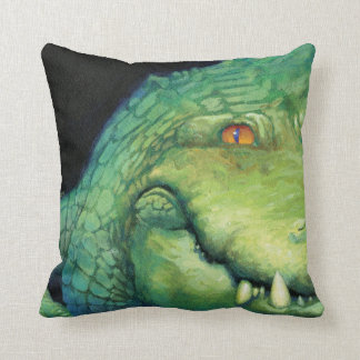 Aligator Pillow