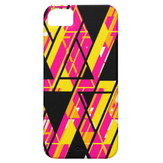 Align Graphic Design Bright iPhone SE/5/5s Case
