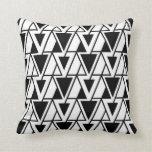 Align Graphic Design Mod Throw Pillows