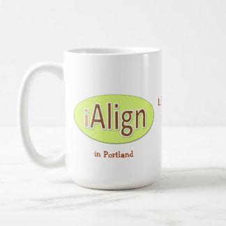 Alignment city mug