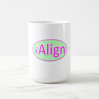 Alignment cup
