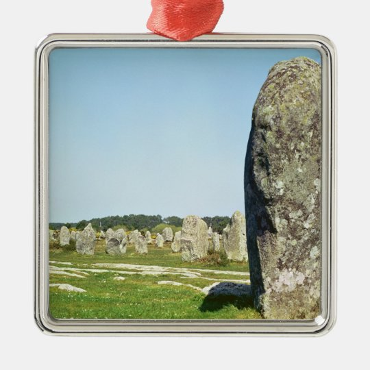 Alignment of standing stones, Megalithic Metal Ornament