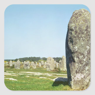 Alignment of standing stones, Megalithic Stickers