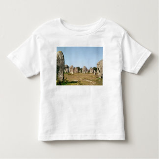 Alignment of standing stones, Megalithic Toddler T-shirt