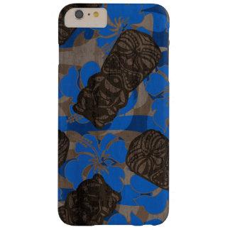 Ali'i Refuge Hawaiian Hibiscus Tiki Barely There iPhone 6 Plus Case