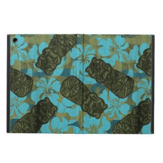 Ali'i Refuge Hawaiian Hibiscus Tiki iPad Air Cases