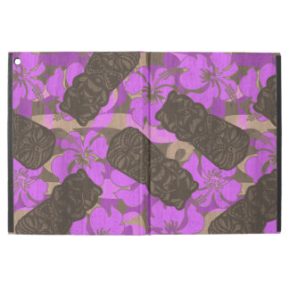 Ali'i Refuge Hawaiian Hibiscus Tiki iPad Pro Case