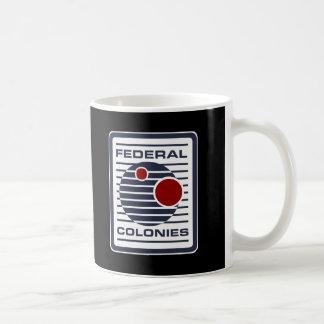 alimentado tazas de café