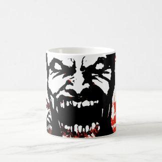 Alimente el hambriento taza